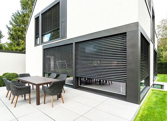 sonnenschutz f r mehr spa auf terrasse und balkon dries. Black Bedroom Furniture Sets. Home Design Ideas